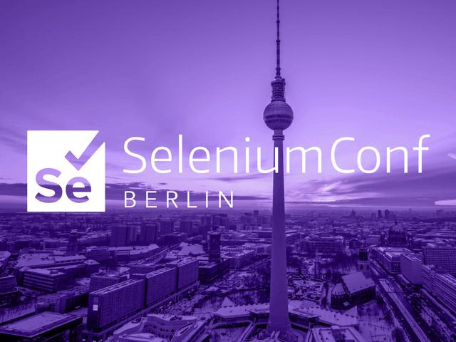 Saha Information Technologies is Attending European Selenium Conference 2017